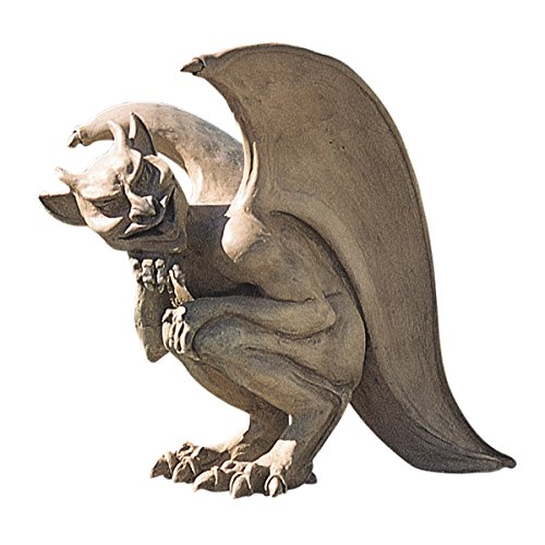 Design Toscano Legend of the Cambridge Hopping Gargoyle