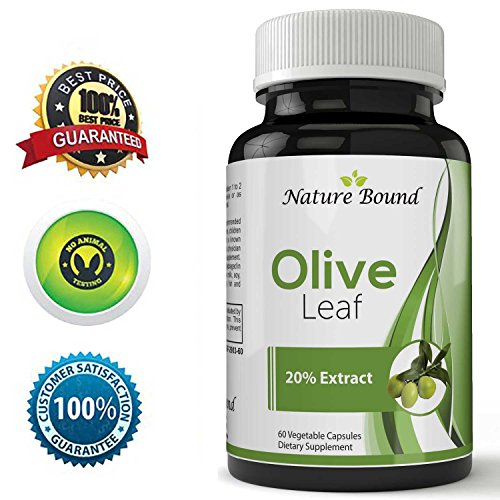 Pure Olive Leaf Extract Super Strength 20
