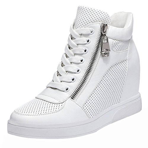 fq-real-women-fashion-pu-lace-up-increasd-within-zipper-wedge-mid-top-walking-sneaker-shoes4-uk-whit