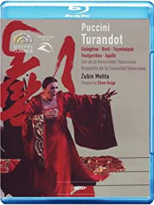 Puccini: Turandot [Blu-ray] (Sous-titres français) [Import]