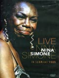 Nina Simone: Live in Germany 1989~ Dvd [Import] Ntsc Region 0 | Simone, Nina
