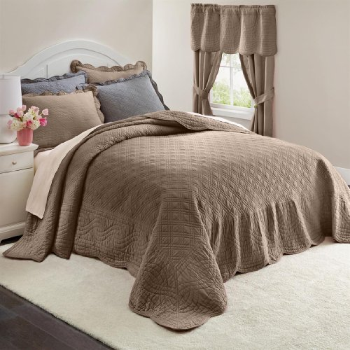 Cheapest Price! Brylanehome Florence Bedspread