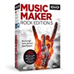 MAGIX Music Maker Rock Edition 5