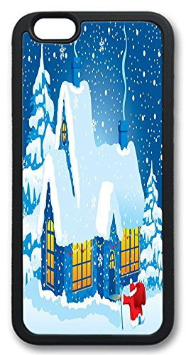 Fantastic Faye Pc Material Merry Christmas Gift Present Happy New Year Christ Eve'S Nice Design Cell Phone Cases For Iphone 6 No.6 front-51123