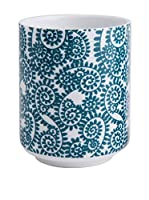Enjoy Home Set Taza 6 Uds. Oriented Branches Azul