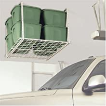 HyLoft Jr 00720 36-by-36-Inch Overhead Storage System