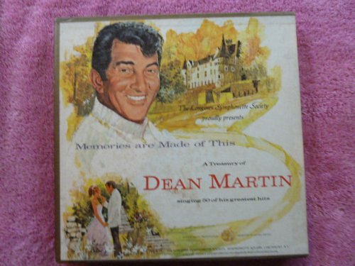 DEAN MARTIN - MEMORYS ARE MADE OF THIS - Zortam Music