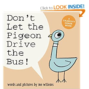 Don't Let the Pigeon Drive the Bus! (Big Book Edition) (Pigeon Series)
