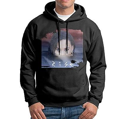 Mans Katy Perry Rise Hoodie Sweatshirt