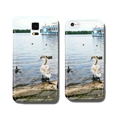 schwan-mit-ausflugsdampfer-cell-phone-cover-case-iphone6