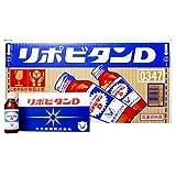 大正製薬 リポビタンD 1ケース(10本入×5パック)
