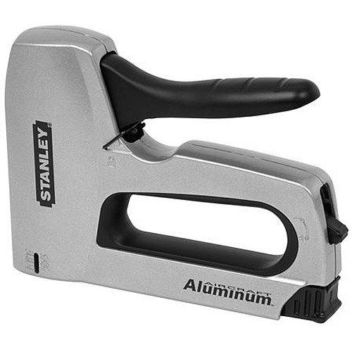 Heavy Duty Aluminum Stapler W/ Hi/Lo Power Lever & Anti-Jam Mechanism