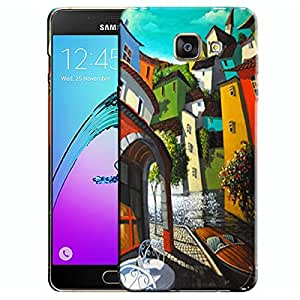 Theskinmantra Dream Parking Samsung Galaxy A5 (2016 Edition) mobile panel