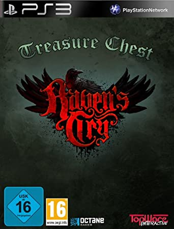 Raven's Cry Treasure Chest (PS3)