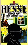 Strange News from Another Star (0140041001) by HERMANN HESSE