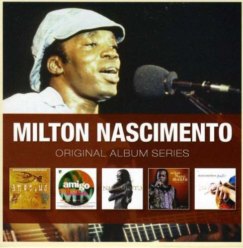 Original Album Series by Milton Nascimento