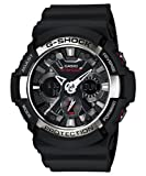 Casio #GA200-1A Men's XL Analog Digital Chronograph Alarm Black G Shock Watch