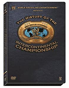 WWE - The History of the Intercontinental Championship [Import]