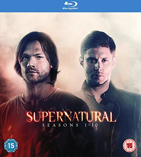 Supernatural: Seasons 1-10 [Blu-ray] [Region Free] [UK Import] (Supernatural Season 1 Episode 9 compare prices)