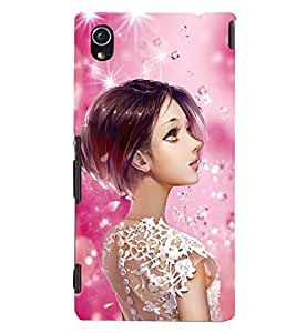 Sony Xperia M4 Aqua MULTICOLOR PRINTED BACK COVER FROM GADGET LOOKS