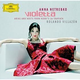 Amazon.com: Violetta - Arias And Duets From Verdi's La Traviata: Anna
