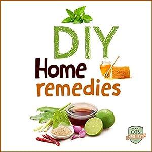 DIY Home Remedies Audiobook