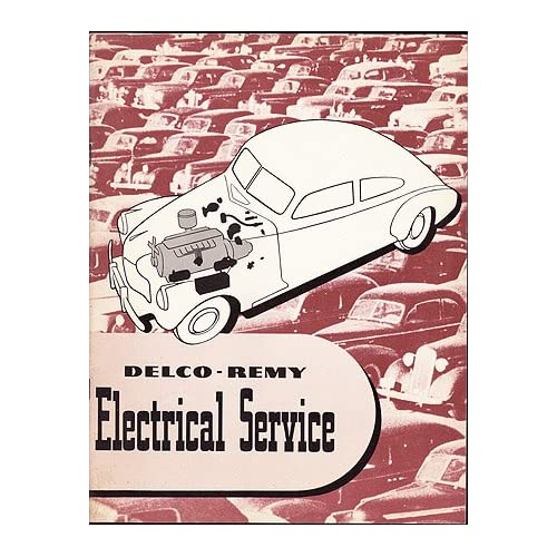 Delco-Remy Electrical Service D-R 5022, Delco-Remy