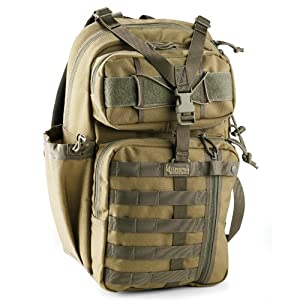 Maxpedition Kodiak Gearslinger Backpack - Khaki Foliage