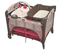 Big Sale Graco Pack 'n Play Playard with Newborn Napper Station DLX, Jacqueline