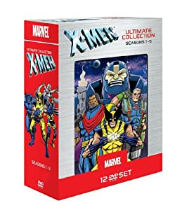 X-Men - Ultimate Collection, Season 1-5 [12 DVDs] [Limited Edition]