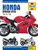 Matthew Coombs Honda VFR800 VTEC Service and Repair Manual: 2002-2005 (Haynes Service and Repair Manuals)