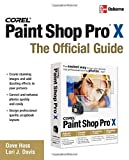 Corel Paint Shop Pro X David Huss