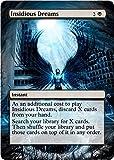 Insidious Dreams - Edh Casual Play Only - Art Overlay - Non Tournament - Legacy Cube - Fun Cards