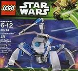LEGO Star Wars: Umbaran MHC Set 30243 (Bagged)