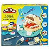 Hasbro - Play Doh - 206181480 - Jeu �ducatif - Le Dentistepar Play Doh