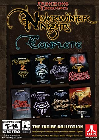 Dungeons and Dragons Neverwinter Nights The Complete Collection