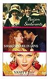 echange, troc Raison et sentiments / Shakespeare in love / Vanity fair, la foire aux vanités - Tripack 3 DVD