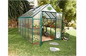 STC Easy Grow Greenhouse, 6 by 12-Feet
