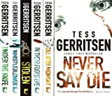Tess Gerritsen Tess Gerritsen 6 Romance Novels RRP £35.94: Never Say Die, Call After Midnight, In Their Footsteps, Stolen, Whistleblower & Under The Knife