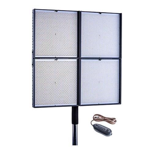 Flashpoint Cl-1300 Led Panellight - 5600K Four-Light Kit
