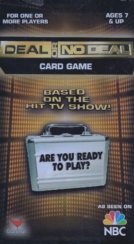 Deal or No Deal Card Game - 1
