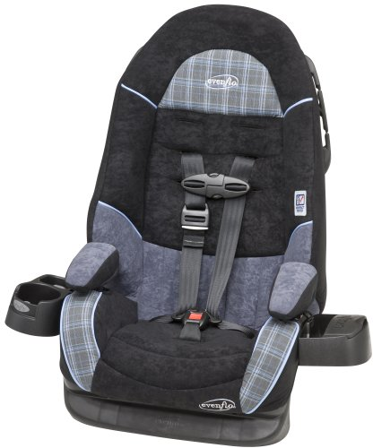 Evenflo Chase Dlx Booster Car Seat With Eps