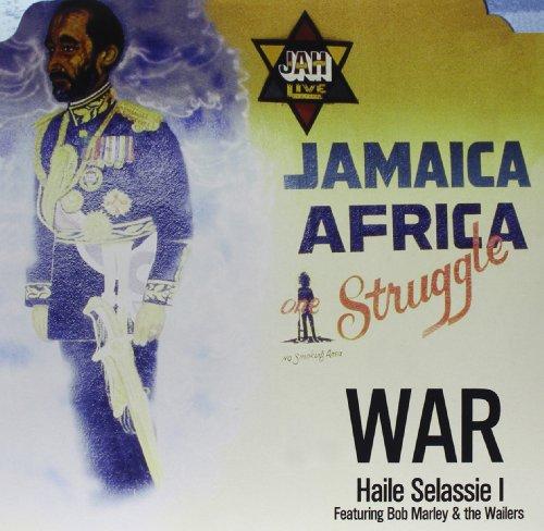 War Jamaica Africa Struggle [Vinyl Single]