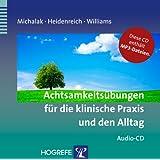 Achtsamkeitsübungen für die klinische Praxis und den Alltag: Audio-CD (MP3-Dateien) (Ratgeber zur Reihe Fortschritte der Psychotherapie)