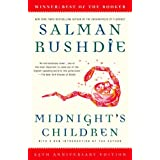 Midnight's Children: A Novel (Modern Library 100 Best Novels) ~ Salman Rushdie