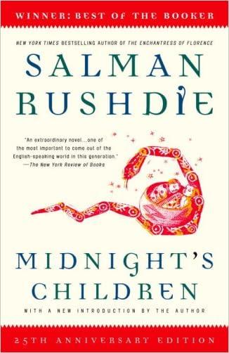 Midnight's Children: A Novel (Modern Library 100 Best Novels)