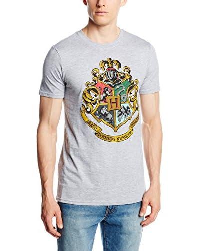 ICONIC COLLECTION – HARRY POTTER Camiseta Manga Corta Hp Hogwarts Crest