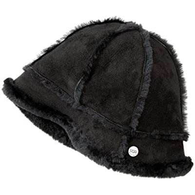 UGG Women's Bucket Hat Black