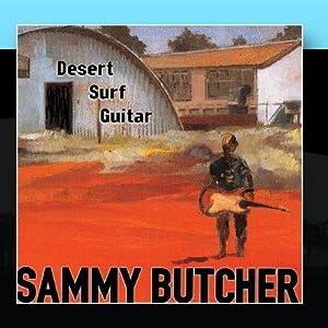 Desert Surf Guitar