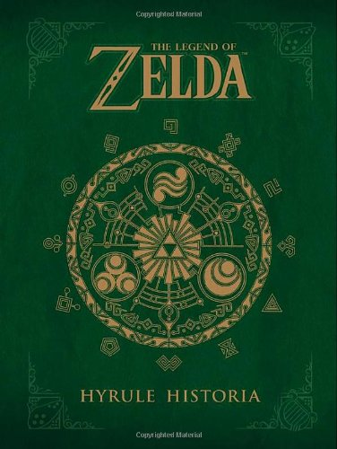 The Legend Zelda Hyrule Historia